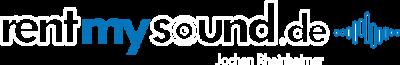 rentmysound.de | Verleih von Licht- und Tontechnik
