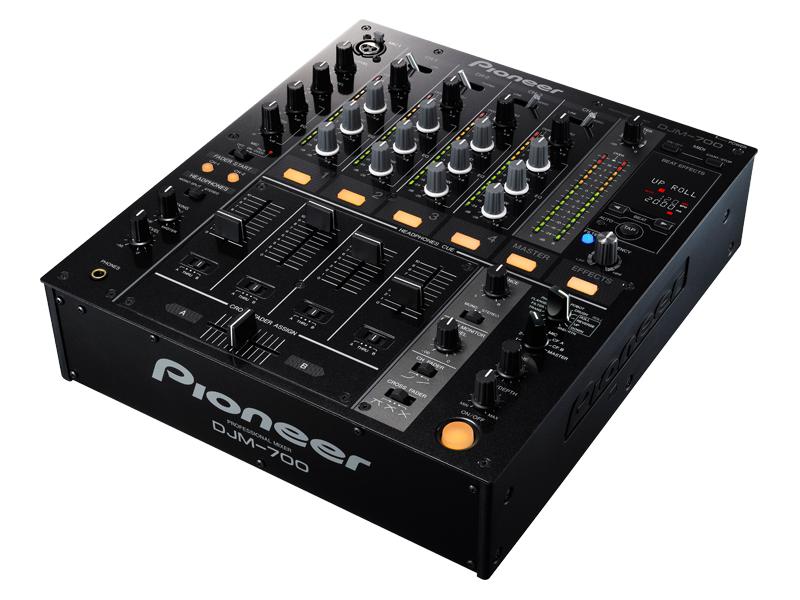 Pioneer DJM 700-K