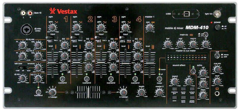 Vestax MDM-410