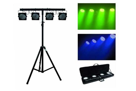 KLS 200 LED Lichtorgel