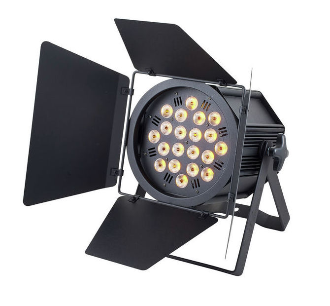 LED Theater Scheinwerfer 20x6W CW/WW/A