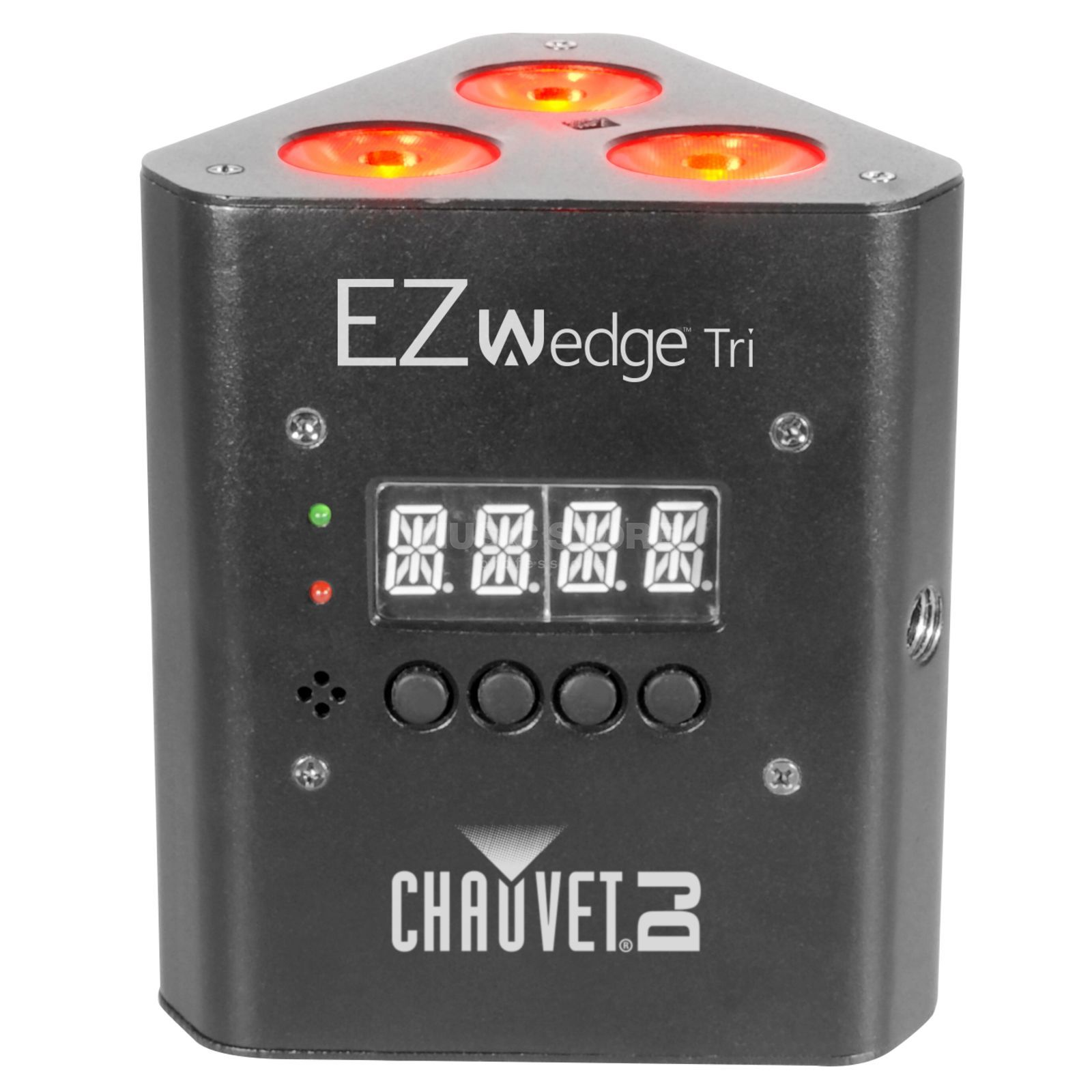 Akku LED Scheinwerfer 3x3 Watt Tri LED´s