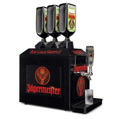 Jägermeistermaschine