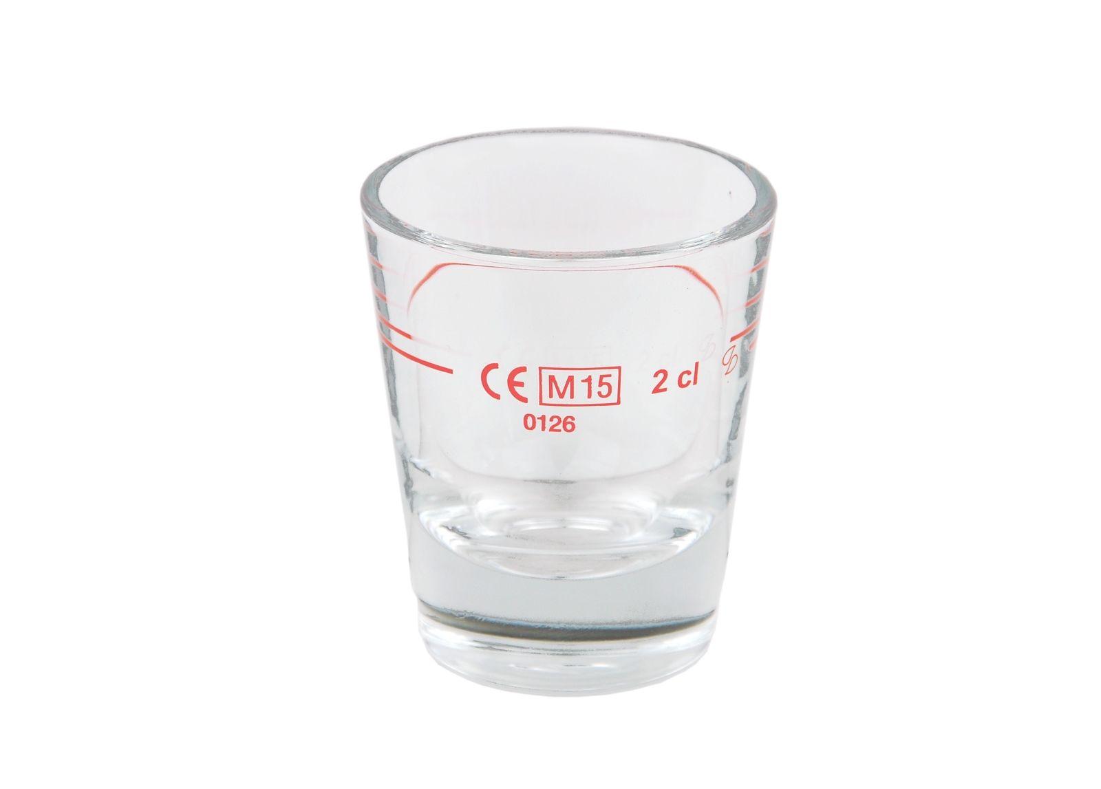 Schnapsglas 2cl