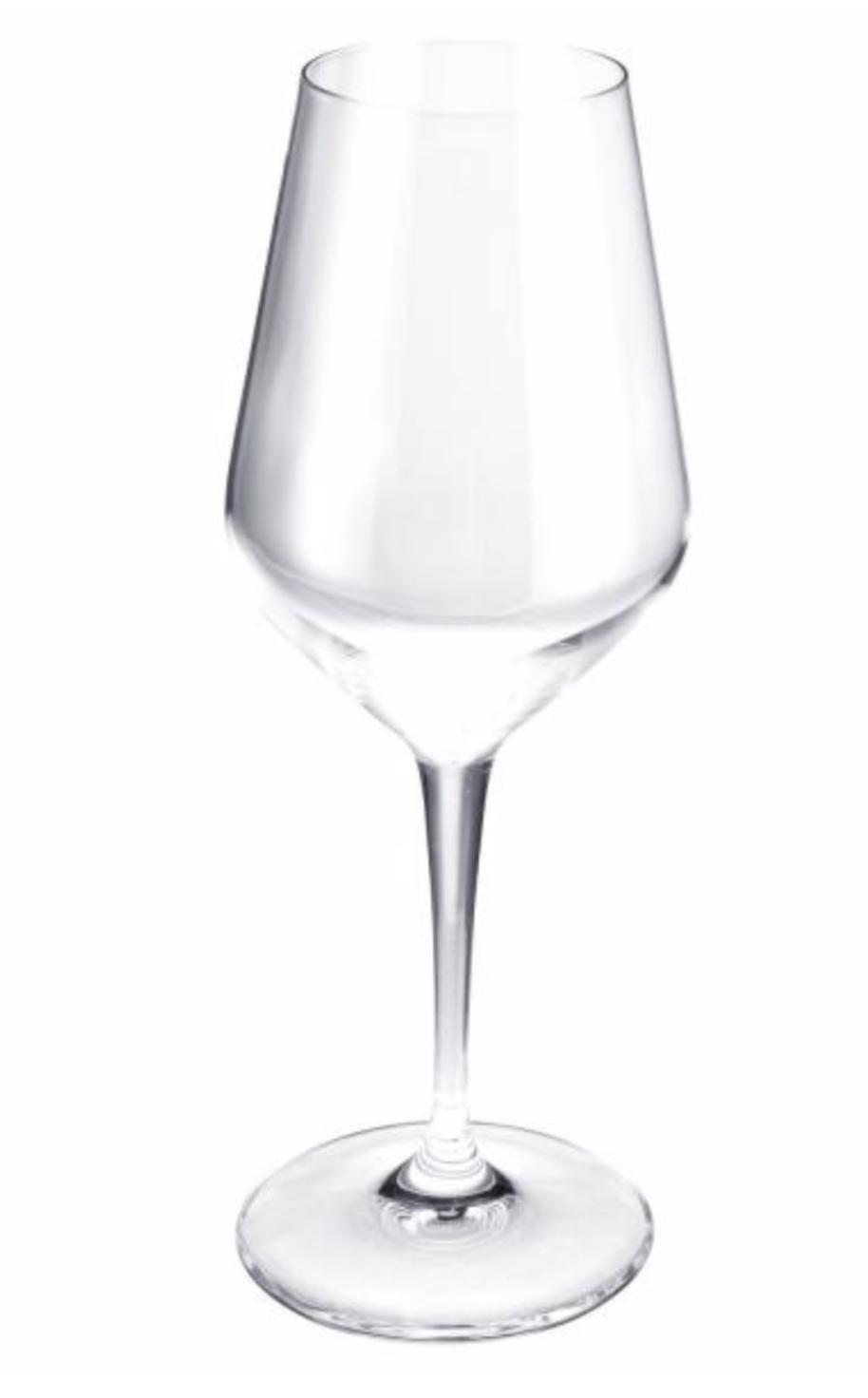 Weinglas mit Eichstrich 0,2
