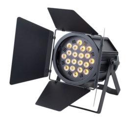 LED Theater Scheinwerfer 20x6W CW/WW/A