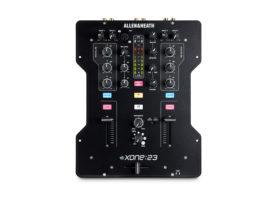 Allen & Heath Xone:23 2-Kanal DJ-Mixer