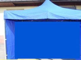 Faltzelt 3x4,5 m blau