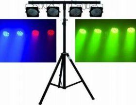 SET 2x KLS 200 LED Lichtorgen